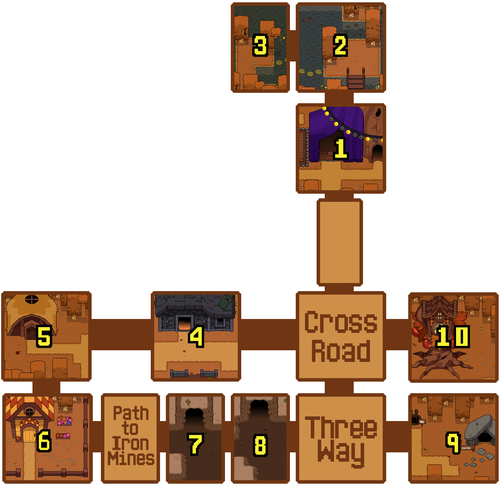 Animus map full