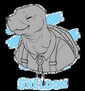 Sheldon art kickstarter