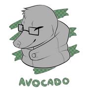 Avocado art kickstarter