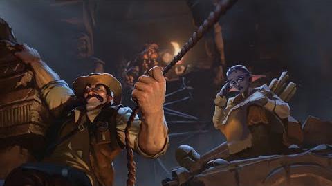 Bande-annonce de la Ligue des explorateurs