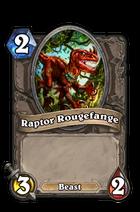Raptor Rougefange