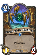Druid of the Swarm - Poisonous