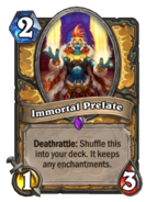 Immortal Prelate