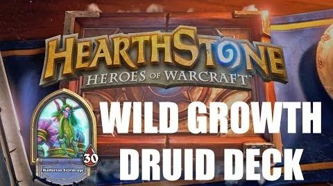 Hearthstone - Druid Deck Guide