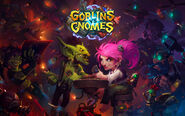 Goblins vs Gnomes Artwork