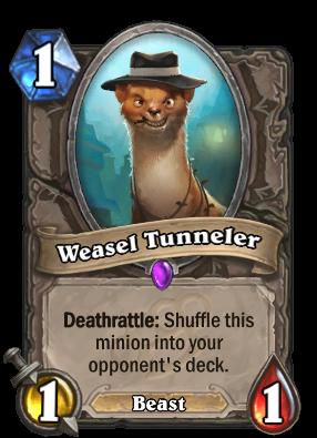 WeaselTunneler