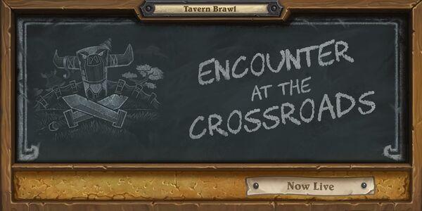 Tavern Brawl - Encounter at the Crossroads