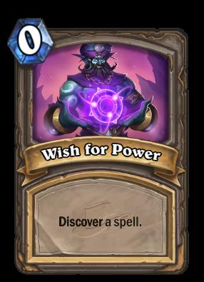 WishforPower