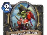 One-eyed Cheat