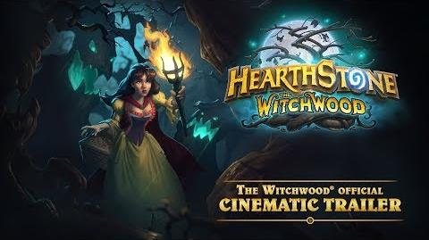 Hearthstone The Witchwood Trailer