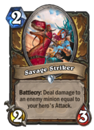 Savage Striker