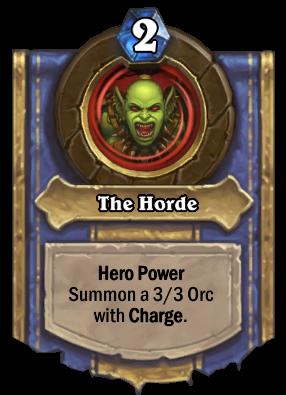 The Horde - Heroic