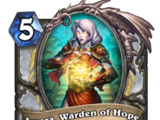 Amara, Warden of Hope
