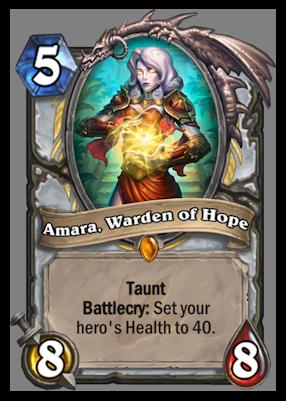 Amara Warden of Hope