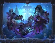 Knights of the Frozen Throne art