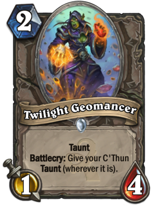 Twilight Geomancer
