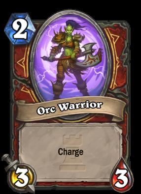 Orc Warrior - Heroic
