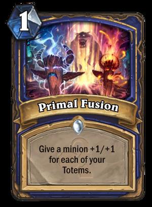 Primal Fusion