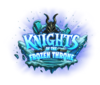 Knights of the Frozen Throne Logo