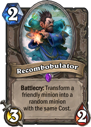 RECOMBOBULATOR