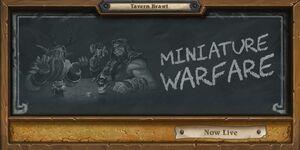 Tavern Brawl - Miniature Warfare