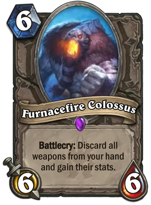 Furnacefire Colossus