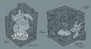 Kobolds and Catacombs concept art 3