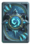 Frostmourne card back