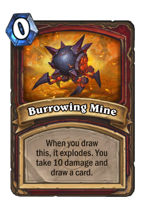 BurrowingMine