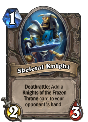 Skeletal Knight