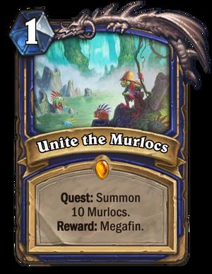 Unite the Murlocs