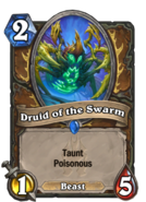 Druid of the Swarm - Both