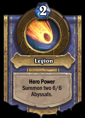 Legion - Heroic