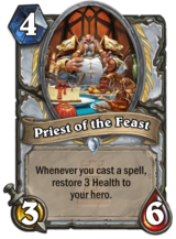 Priest of the Feast