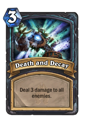 Death and Decay