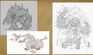 Kobolds and Catacombs concept art 8