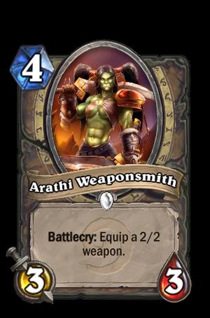 ArathiWeaponsmith