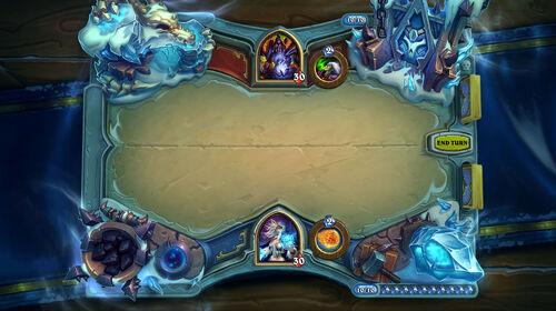 Icecrown Citadel board