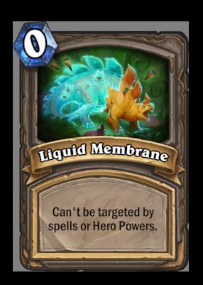 Liquid Membrane