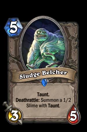 SludgeBelcher
