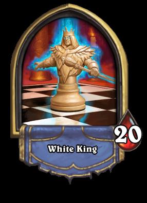 White King - Hero