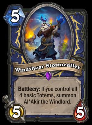 Windshear Stormcaller