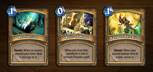 BlizzCon 2017 Arena choices - Paladin