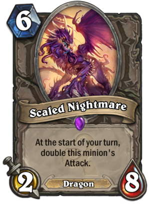 Scaled Nightmare