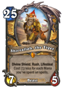 Shirvallah the Tiger