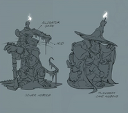 Kobolds and Catacombs concept art 9