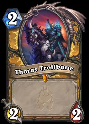 Thoras Trollbane