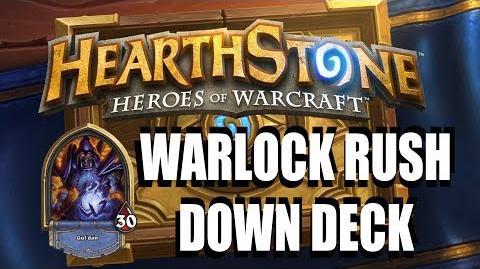 Hearthstone - Warlock Deck Guide