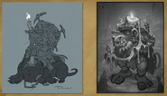 Kobolds and Catacombs concept art 11