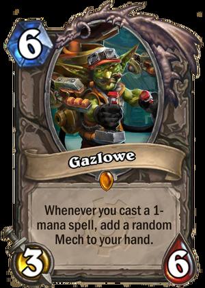 Gazlowe